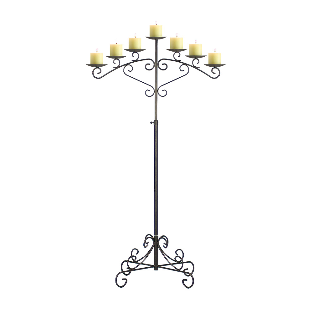 Onyxl 7 Light Candelabra